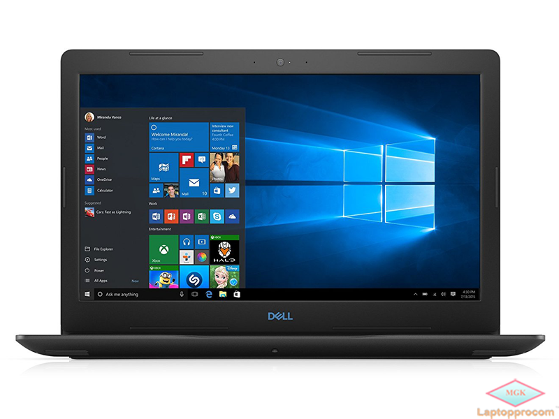 Dell G3 3579, Core i5-8300H, 8GB, 256GB SSD, 4GB GTX1050Ti, 15.6 FHD, Win 10