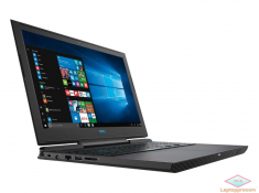 Dell G7 15_7588,Core i7-8750H, SSD 256GB + 1TB HDD, 8GB Ram, 6GB GTX1060, 15.6FHD, Win10
