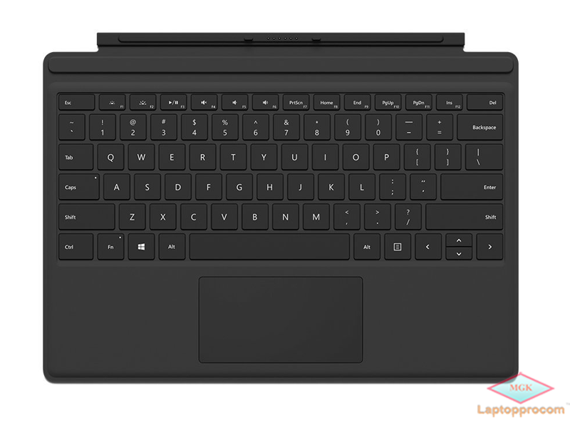 Keyboard Surface Pro 4 Black
