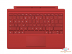 Keyboard Surface Pro 4 Red